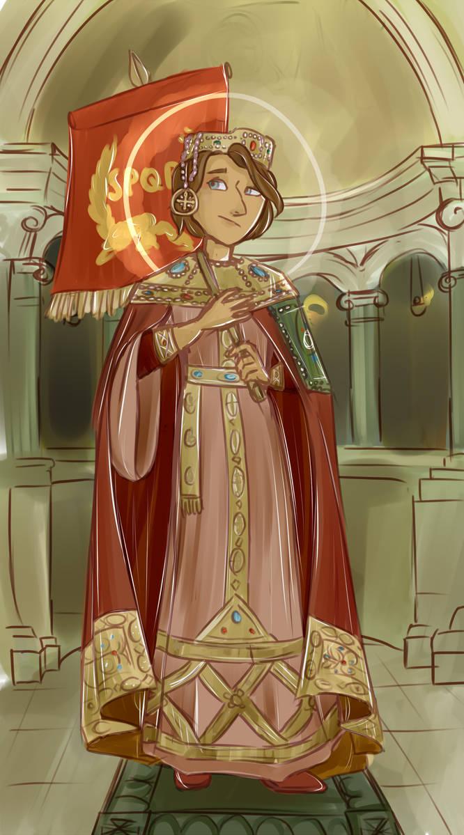 Ablative, Empress Of Rome