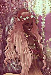 Rosie Centaurette  by LucilliaSnowfox