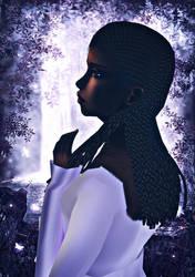Mystical garden by LucilliaSnowfox