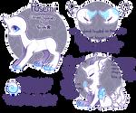 Pasemi Species Ref Sheet