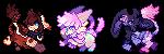 Pixel Batch 2 by Yujuki