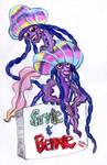 Jellyfish Brothers, Mon