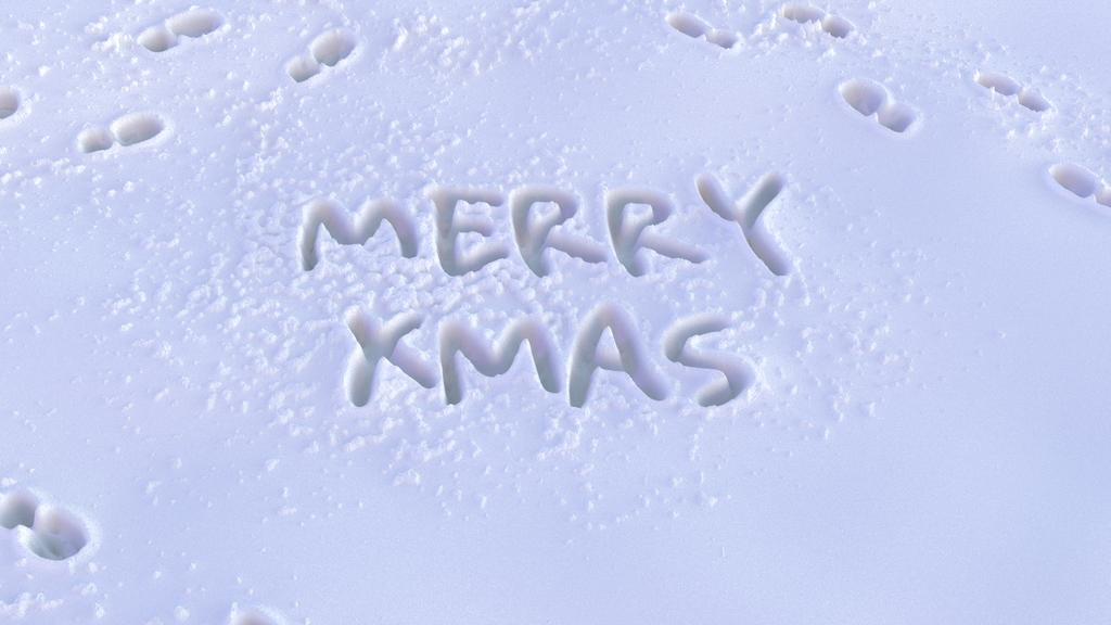 Merry Xmas (2015) by alexkaessner