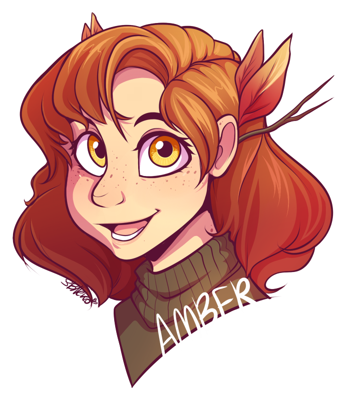 Amber 3 by strawberryneko33