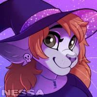Halloween Strawbs by sbneko