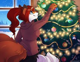 Christmas Tree - Commission
