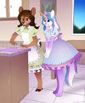 Cooking Lessons - Commission