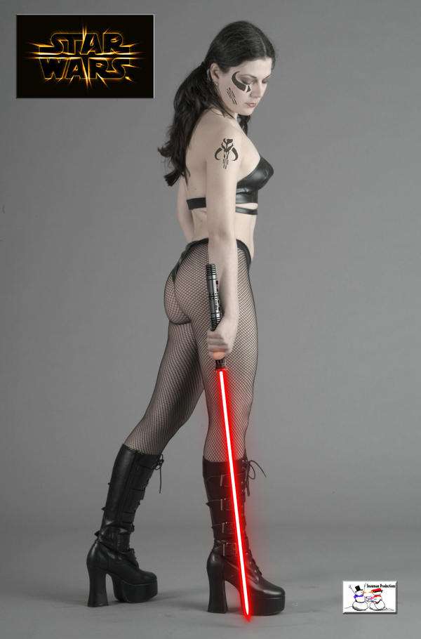 Sith Female - Out for a Stroll by TheSnowman10