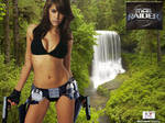 Lara Croft - Wet and Wild