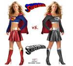 Supergirl vs. Supergirl