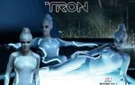 Tron - Gem Collage