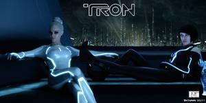 Tron - Gem and Quorra