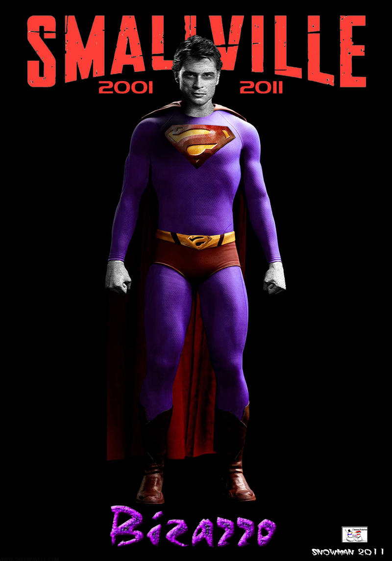 Bizarro - Smallville Wiki