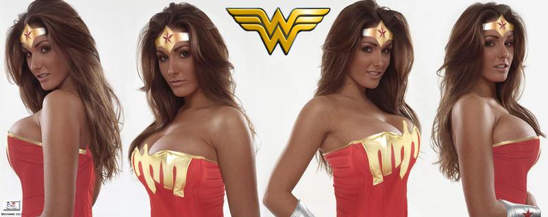 Wonder Women - I love Lucy by TheSnowman10