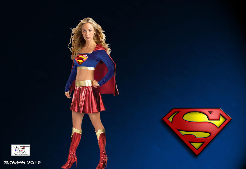 Supergirl by TheSnowman10