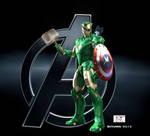 The Ultimate Avenger
