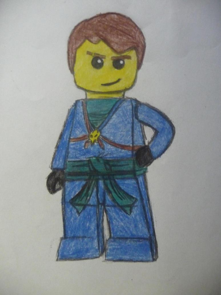 lego ninjago jay by maygirl96 on deviantart