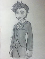Tenth Doctor style test by Maygirl96