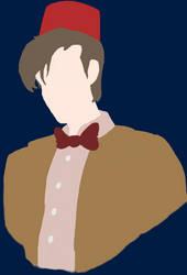Minimalist 11th Doctor by Maygirl96