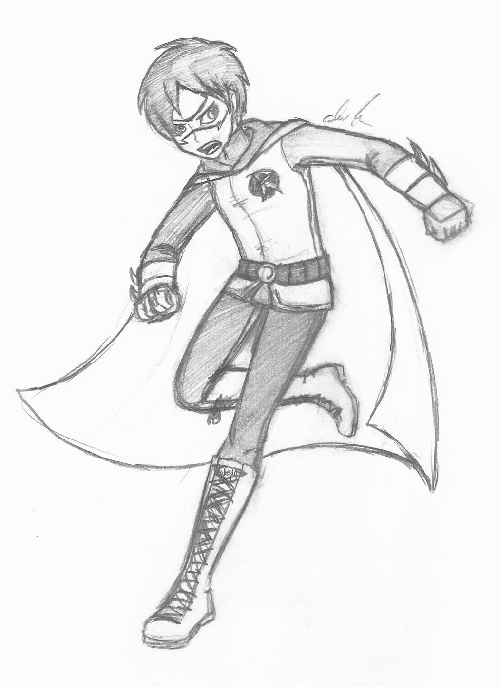 Image Result For Young Justice Coloring
