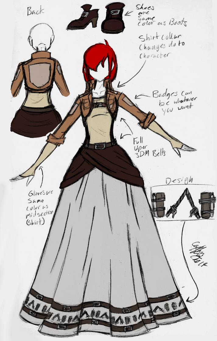 Attack Dress