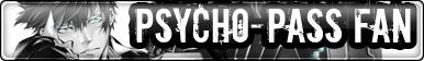 Psycho-Pass Fan Button