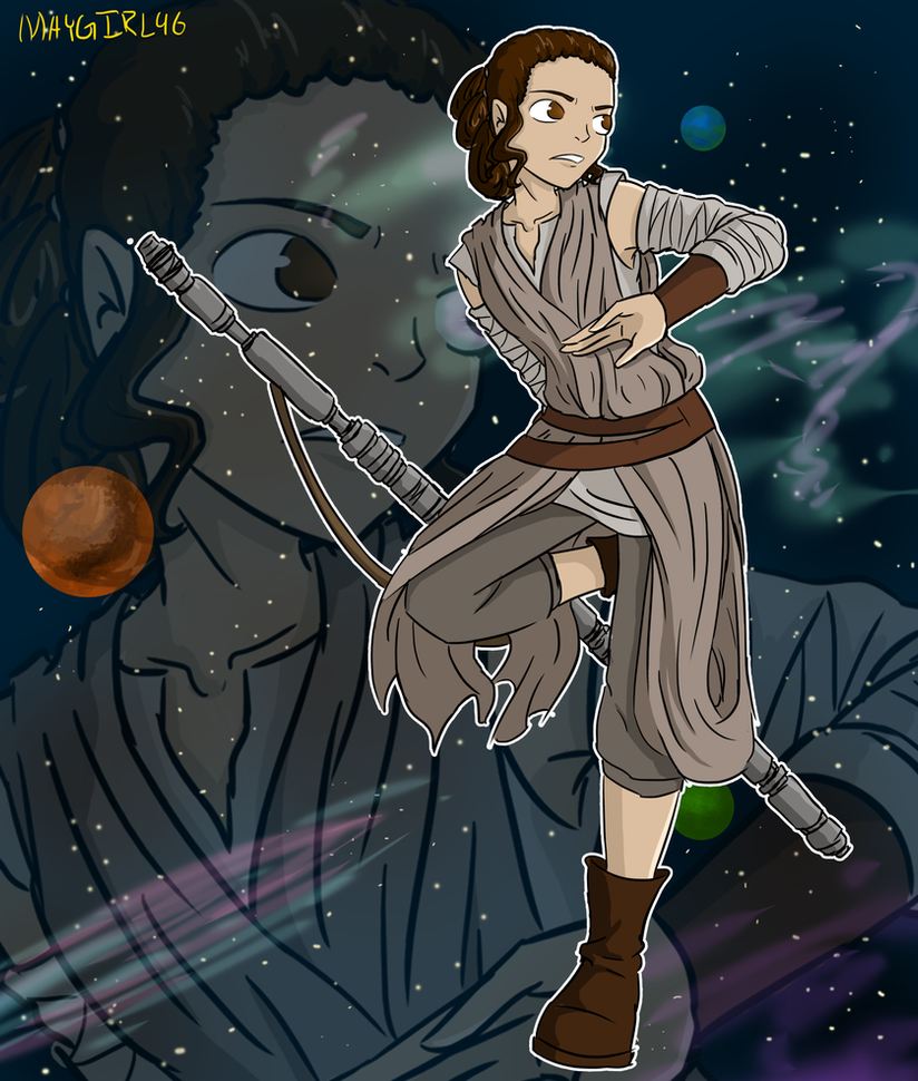 Rey by Maygirl96