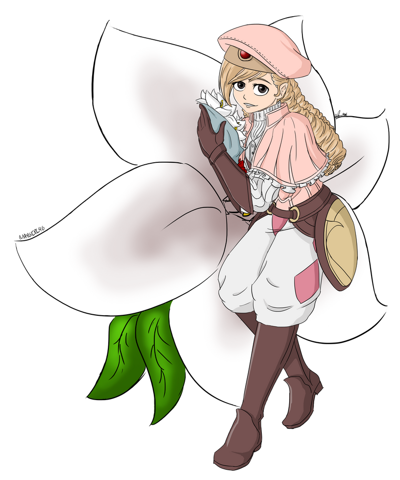 Forrest Flowers by Maygirl96