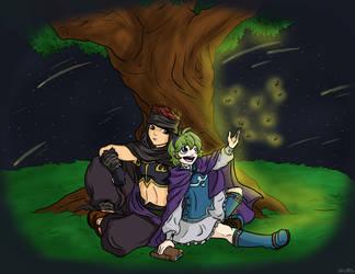 Nino and Jaffar by Maygirl96