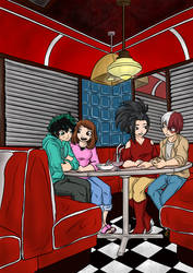 Double Date by Maygirl96