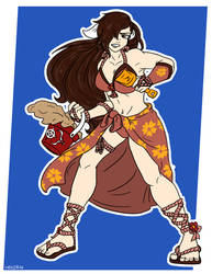 FEH: Summer Kagero by Maygirl96