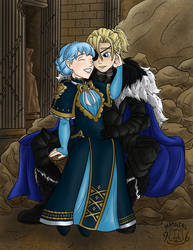 Dimitri and Marianne
