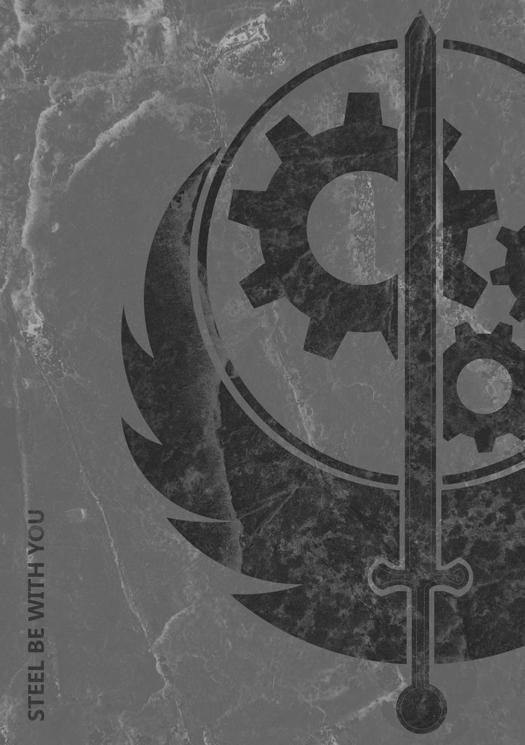 Fallout 3 Brotherhood Of Steel By VAELJ