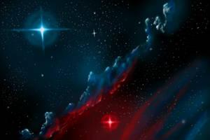 Nebula by Glaiceana