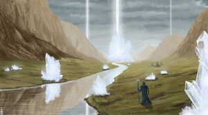The Crystal Lands