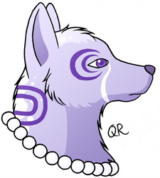 Evelon - Purple by tessa7338
