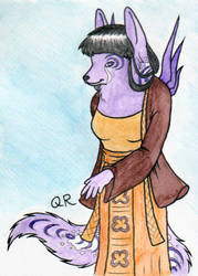 Evelon - Goddess by tessa7338