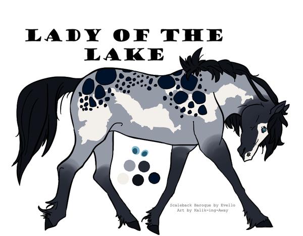 Lady of the lake slots
