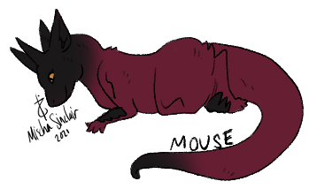 Mouse Pagedoll