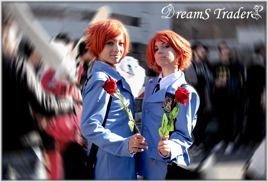 Hikaru and Kaoru - Twins Cosplay by Artemisia-Amore on ...