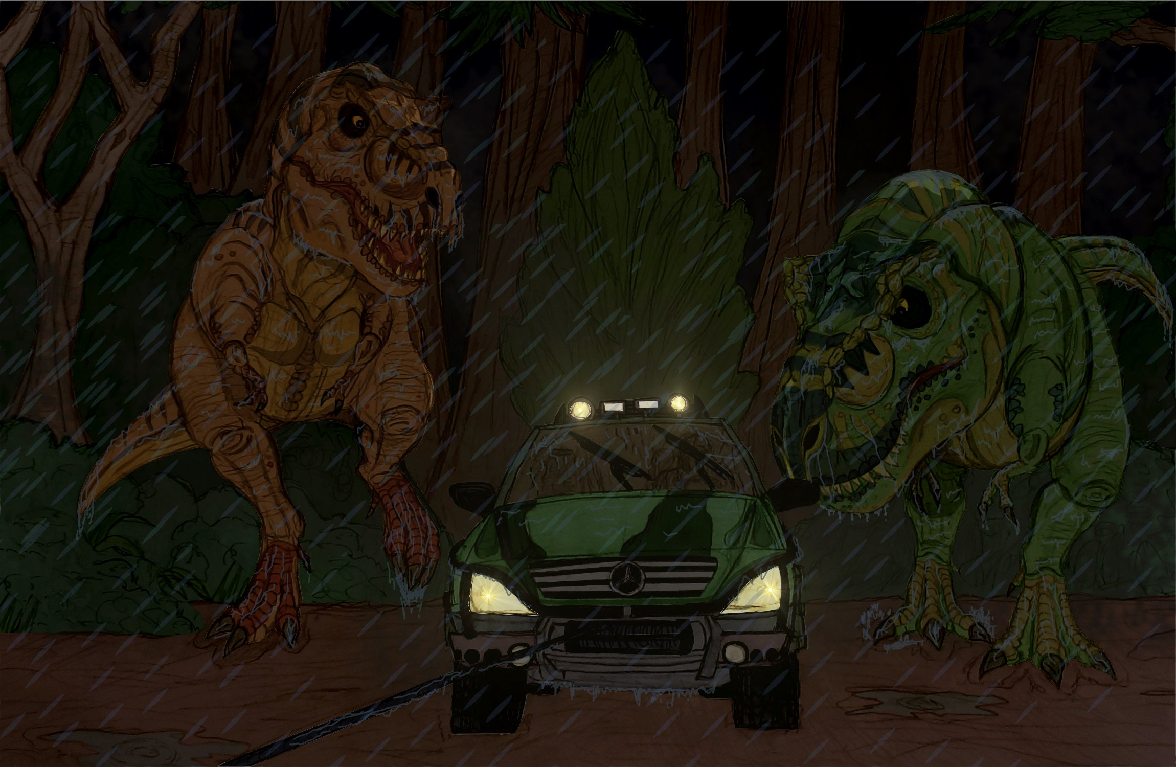 The Lost World : Jurassic Park by pepsilver on DeviantArt T Rex The Lost World Jurassic Park