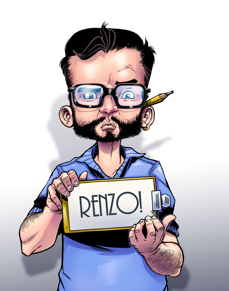 Renzo by renzomonero