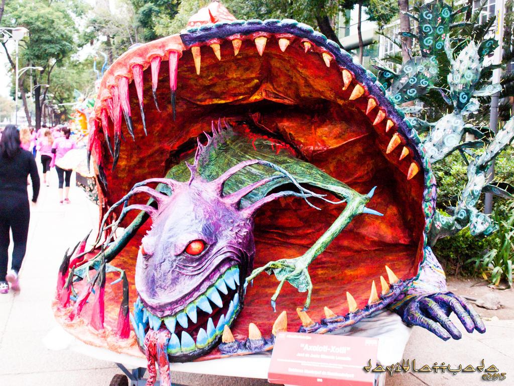 Axolotl-Xotli by chanyto