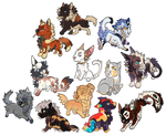 Sticker Collection 1