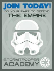 Stormtrooper Recruitment