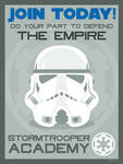 Stormtrooper Recruitment