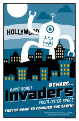 Giant Robot Invaders
