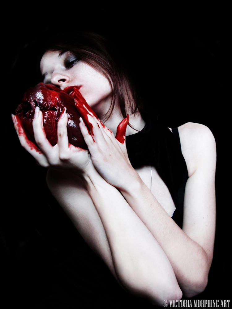 i tore your heart out.