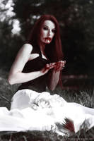 dracula's bride by VictoriaMorphine