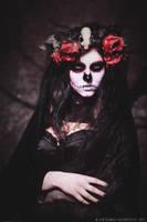 dia de los muertos by VictoriaMorphine